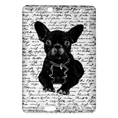 Cute Bulldog Amazon Kindle Fire Hd (2013) Hardshell Case by Valentinaart