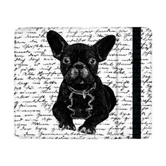 Cute Bulldog Samsung Galaxy Tab Pro 8 4  Flip Case by Valentinaart