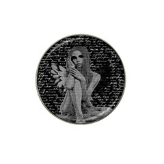 Angel Hat Clip Ball Marker by Valentinaart