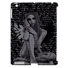 Angel Apple Ipad 3/4 Hardshell Case (compatible With Smart Cover) by Valentinaart