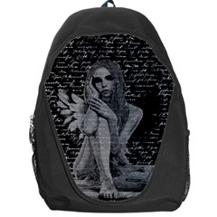 Angel Backpack Bag by Valentinaart