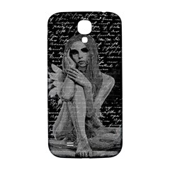 Angel Samsung Galaxy S4 I9500/i9505  Hardshell Back Case by Valentinaart