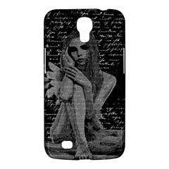 Angel Samsung Galaxy Mega 6 3  I9200 Hardshell Case by Valentinaart