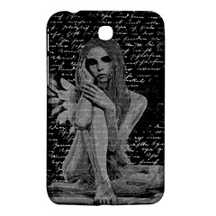 Angel Samsung Galaxy Tab 3 (7 ) P3200 Hardshell Case  by Valentinaart