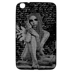 Angel Samsung Galaxy Tab 3 (8 ) T3100 Hardshell Case  by Valentinaart