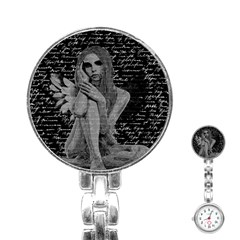 Angel Stainless Steel Nurses Watch by Valentinaart