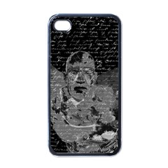 Angel  Apple Iphone 4 Case (black) by Valentinaart