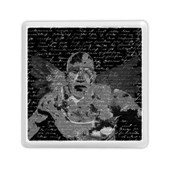 Angel  Memory Card Reader (square)  by Valentinaart