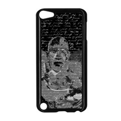 Angel  Apple Ipod Touch 5 Case (black) by Valentinaart