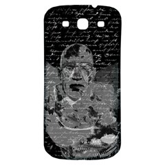 Angel  Samsung Galaxy S3 S Iii Classic Hardshell Back Case by Valentinaart