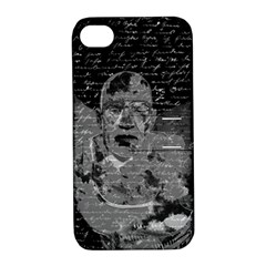 Angel  Apple Iphone 4/4s Hardshell Case With Stand by Valentinaart