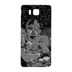 Angel  Samsung Galaxy Alpha Hardshell Back Case by Valentinaart