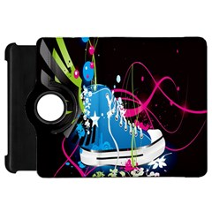 Sneakers Shoes Patterns Bright Kindle Fire Hd 7  by Simbadda