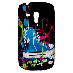 Sneakers Shoes Patterns Bright Galaxy S3 Mini by Simbadda
