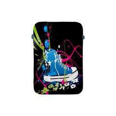 Sneakers Shoes Patterns Bright Apple Ipad Mini Protective Soft Cases by Simbadda
