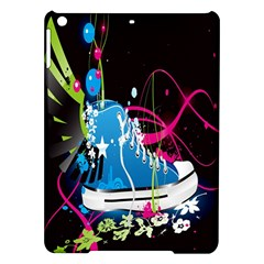 Sneakers Shoes Patterns Bright Ipad Air Hardshell Cases by Simbadda