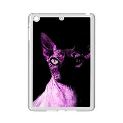 Pink Sphynx Cat Ipad Mini 2 Enamel Coated Cases by Valentinaart