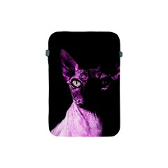 Pink Sphynx Cat Apple Ipad Mini Protective Soft Cases by Valentinaart