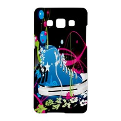 Sneakers Shoes Patterns Bright Samsung Galaxy A5 Hardshell Case