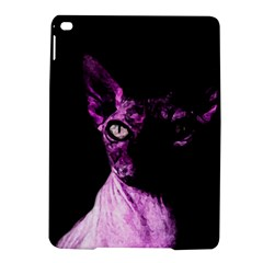 Pink Sphynx Cat Ipad Air 2 Hardshell Cases by Valentinaart