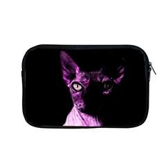 Pink Sphynx Cat Apple Macbook Pro 13  Zipper Case by Valentinaart