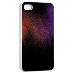 Point Light Luster Surface Apple Iphone 4/4s Seamless Case (white) by Simbadda