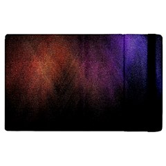 Point Light Luster Surface Apple Ipad 2 Flip Case by Simbadda
