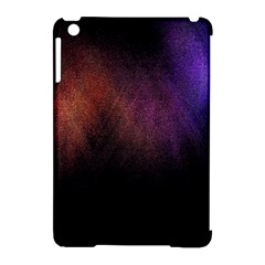 Point Light Luster Surface Apple Ipad Mini Hardshell Case (compatible With Smart Cover) by Simbadda