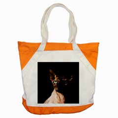 Sphynx Cat Accent Tote Bag by Valentinaart