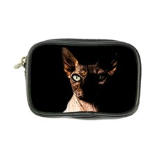 Sphynx Cat Coin Purse by Valentinaart
