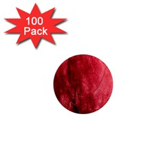 Red Background Texture 1  Mini Magnets (100 Pack)  by Simbadda