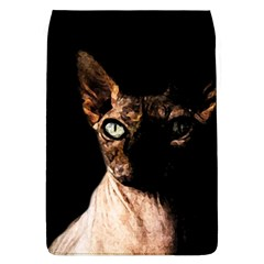 Sphynx Cat Flap Covers (l)  by Valentinaart
