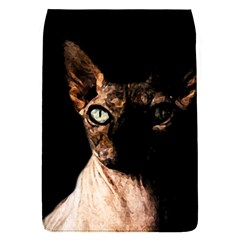 Sphynx Cat Flap Covers (s)  by Valentinaart