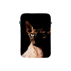 Sphynx Cat Apple Ipad Mini Protective Soft Cases by Valentinaart