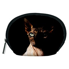 Sphynx Cat Accessory Pouches (medium)  by Valentinaart