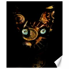 Sphynx Cat Canvas 8  X 10  by Valentinaart