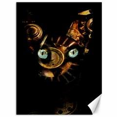 Sphynx Cat Canvas 36  X 48   by Valentinaart