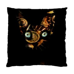 Sphynx Cat Standard Cushion Case (two Sides) by Valentinaart