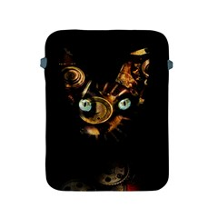 Sphynx Cat Apple Ipad 2/3/4 Protective Soft Cases by Valentinaart