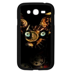 Sphynx Cat Samsung Galaxy Grand Duos I9082 Case (black) by Valentinaart