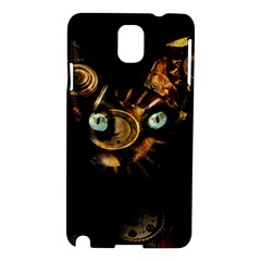 Sphynx Cat Samsung Galaxy Note 3 N9005 Hardshell Case by Valentinaart