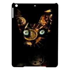 Sphynx Cat Ipad Air Hardshell Cases by Valentinaart