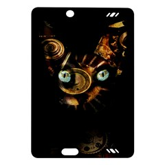 Sphynx Cat Amazon Kindle Fire Hd (2013) Hardshell Case by Valentinaart
