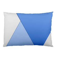 Stripes Lines Texture Pillow Case by Simbadda