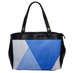 Stripes Lines Texture Office Handbags by Simbadda