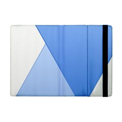 Stripes Lines Texture Apple Ipad Mini Flip Case by Simbadda