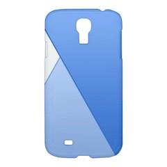 Stripes Lines Texture Samsung Galaxy S4 I9500/i9505 Hardshell Case by Simbadda