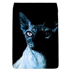 Blue Sphynx Cat Flap Covers (s)  by Valentinaart