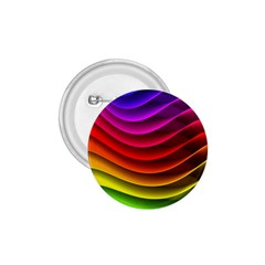 Spectrum Rainbow Background Surface Stripes Texture Waves 1 75  Buttons by Simbadda