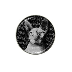 Sphynx Cat Hat Clip Ball Marker (10 Pack) by Valentinaart